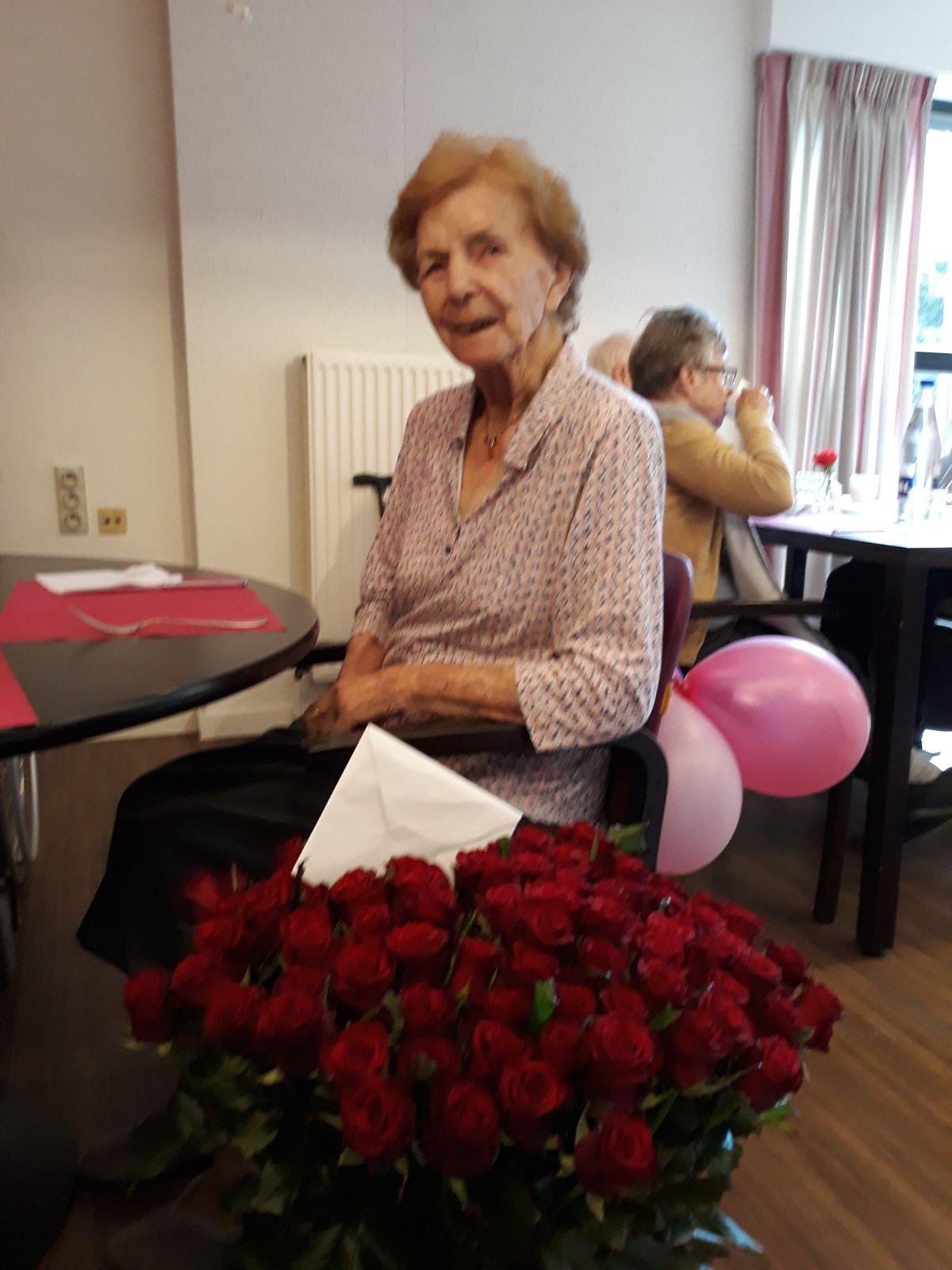Joanna werd 100 jaar