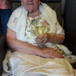 Verjaardag Jeanne 104 jaar