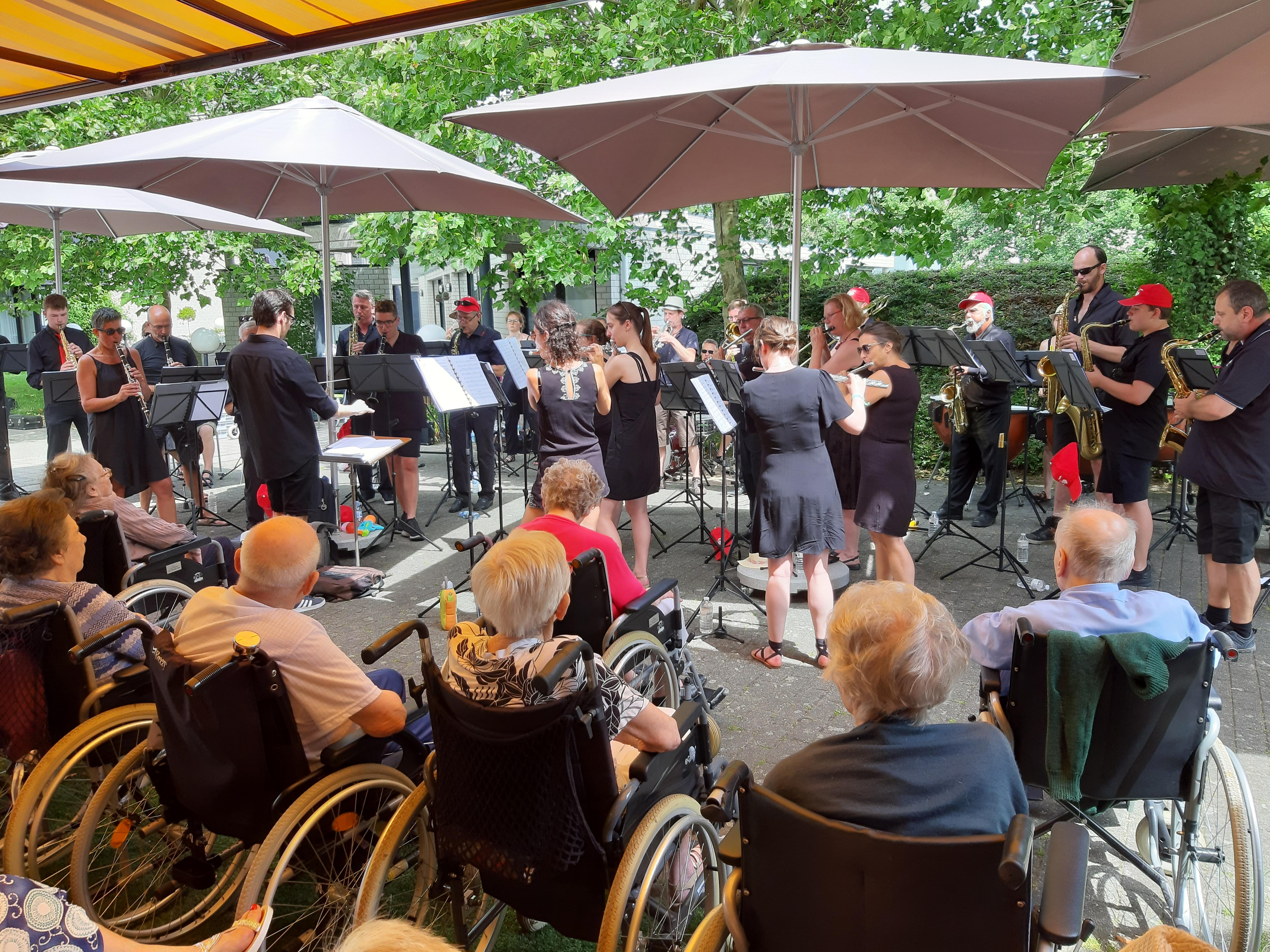 30 jaar Cantershof – Harmonie Hove