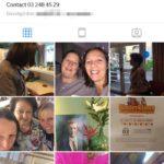 Cavell op social media