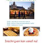 Bezoek kerstmarkt Antwerpen.