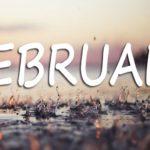 Evenementenprogramma van februari 2018