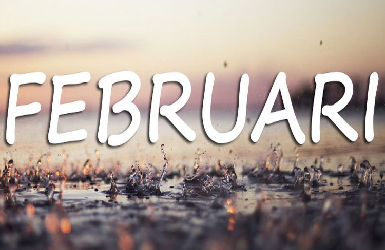 Evenementenprogramma Van Februari