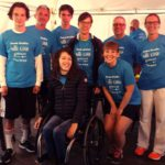 "Derde deelname aan ""Run to Walk Again"""