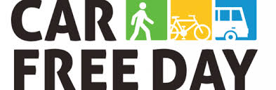 CAR FREE DAY   -   Donderdag 21 september 2017