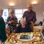 Simonne De Beck 100 jaar!