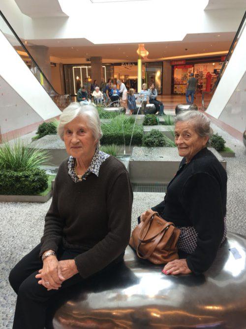 Uitstap Shopping Center Wijnegem