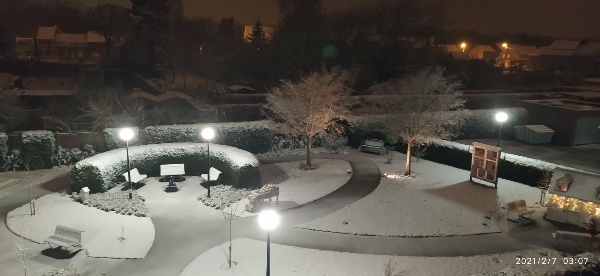 Let it snow! ❄❄❄