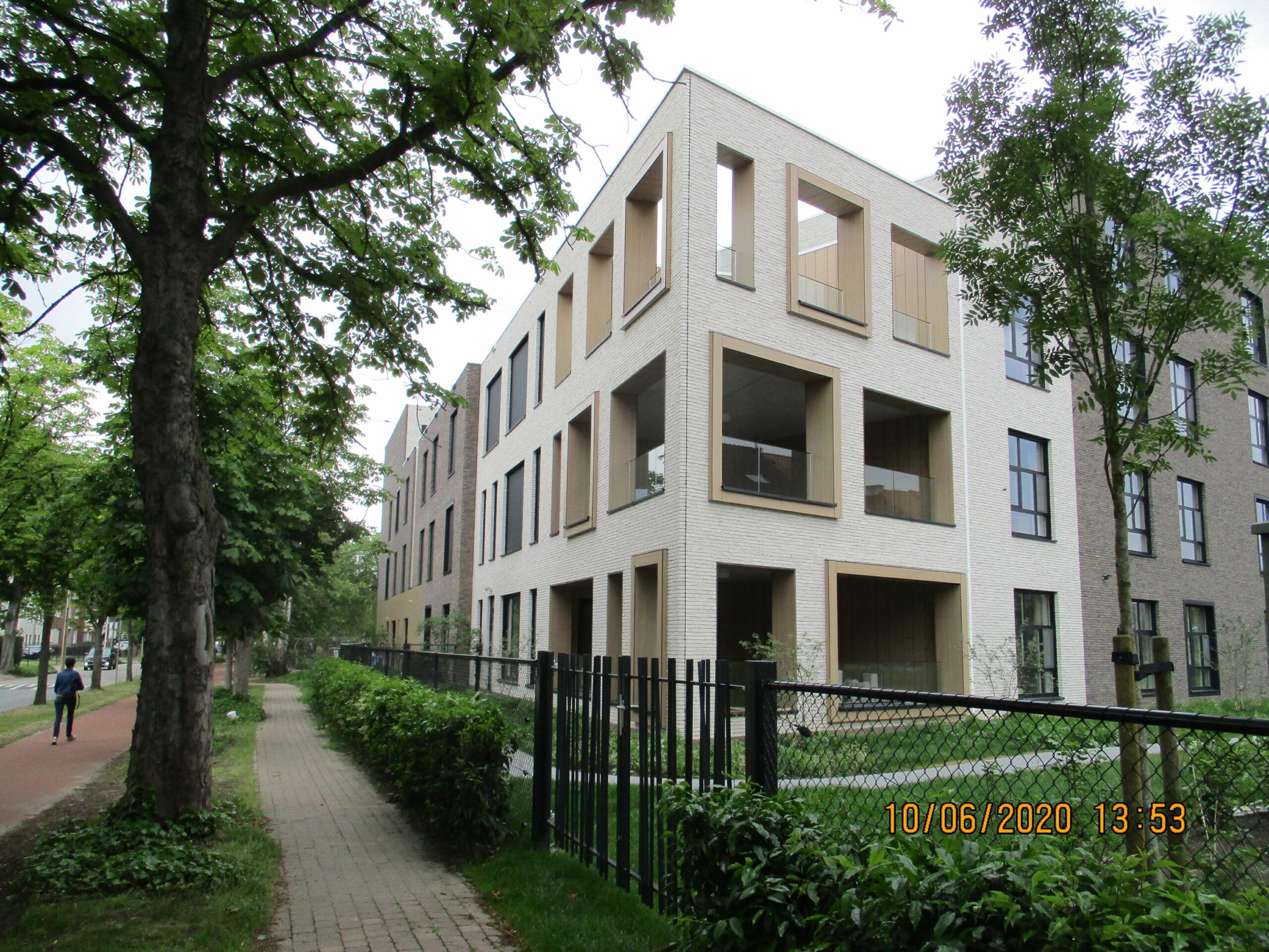 Nieuwbouw WZC De Wijthage